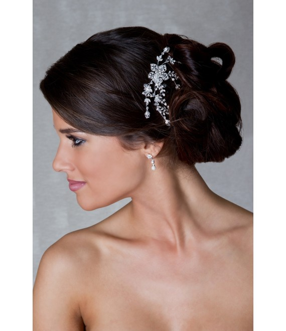 G. Westerleigh hair comb NO1067 - The Beautiful Bride Shop