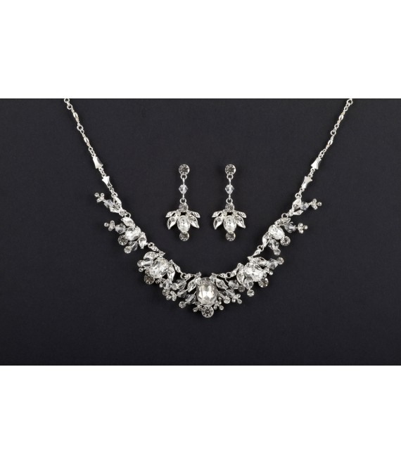 Necklace & Earrings G. Westerleigh NV1174AH -  The Beautiful Bride Shop