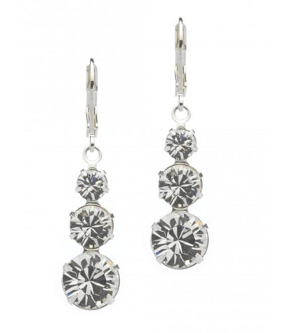 Abrazi Bridal Earrings O4-RND