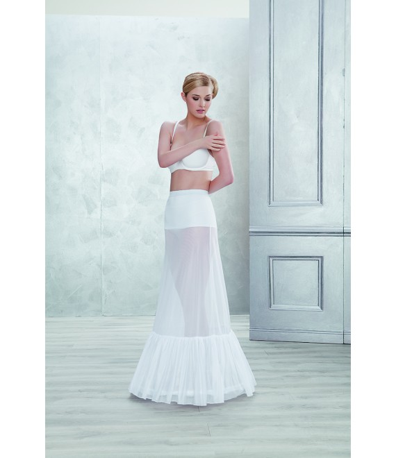 Emmerling petticoat 1080  - The Beautiful Bride Shop