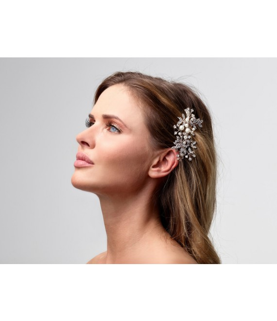 Hair Jewelry BB-661 Poirier - The Beautiful Bride Shop