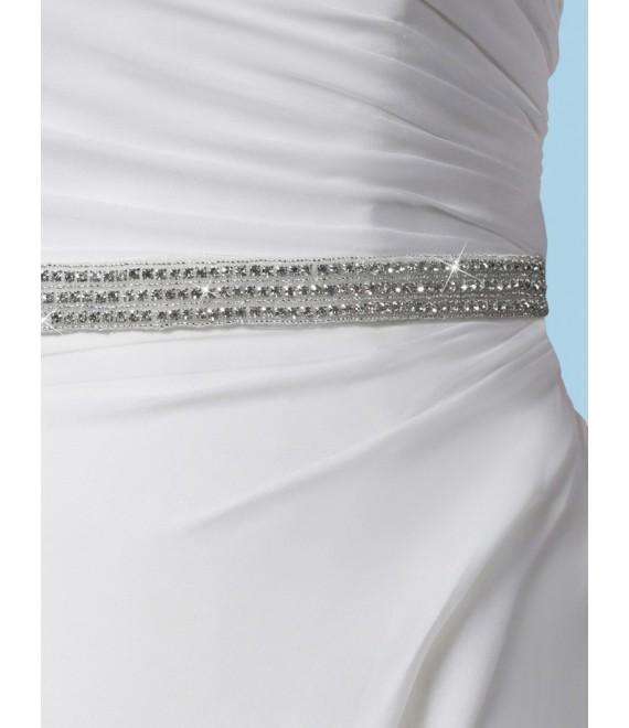 Belt C-8806, Poirier - The Beautiful Bride Shop