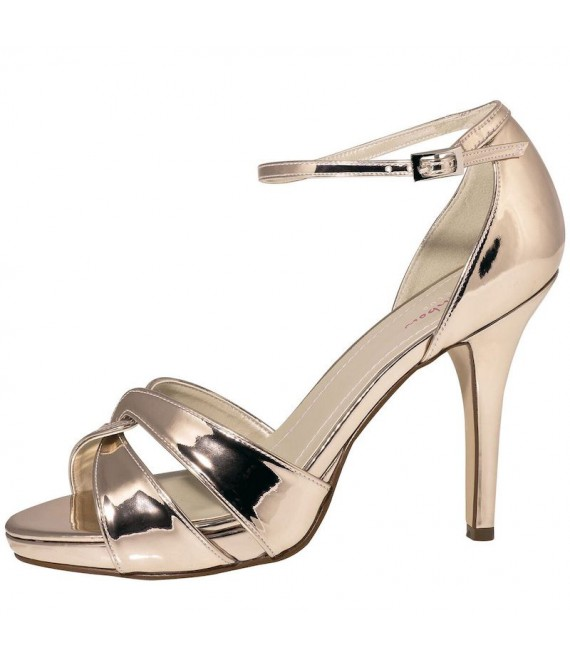 Rainbow Club Wedding Shoes Cate Rose-Gold - 1