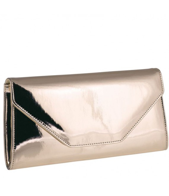 Rainbow Club Envelope Clutch Saskia Rose-Gold - 1