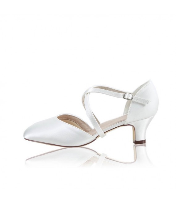 G.Westerleigh Bridal Shoes Melissa 1 - The Beautiful Bride Shop