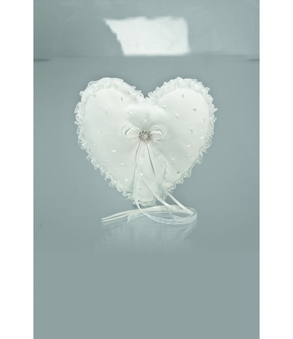 Emmerling ring cushion 492 - The Beautiful Bride Shop