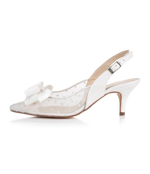 Rainbow Club Wedding shoe Brittany