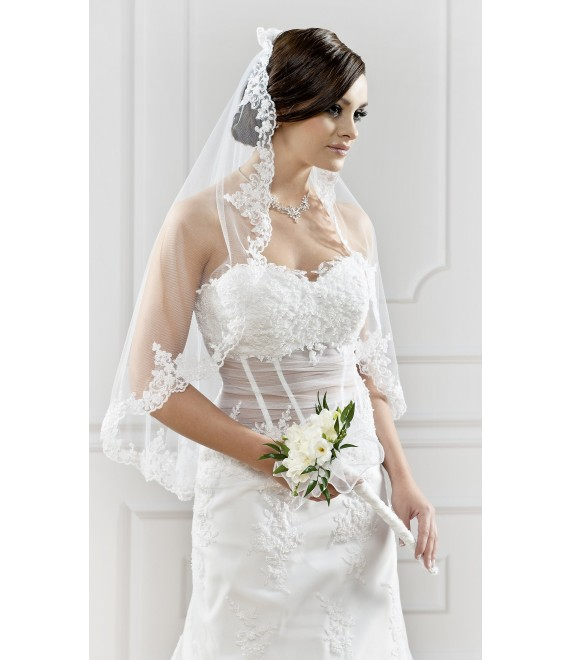 Veil BBCS103 - The Beautiful Bride Shop