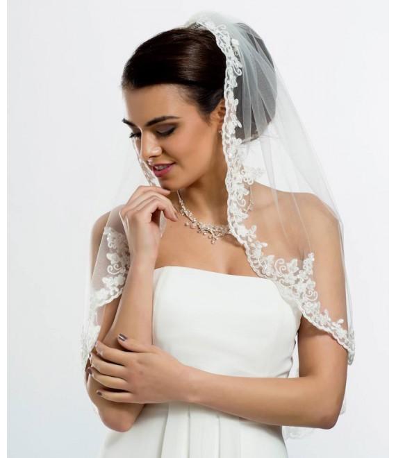 Veil BBCS103 - The Beautiful Bride Shop