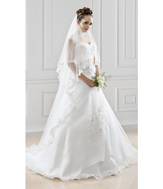 Bianco Evento Veil S123 - The Beautiful Bride Shop