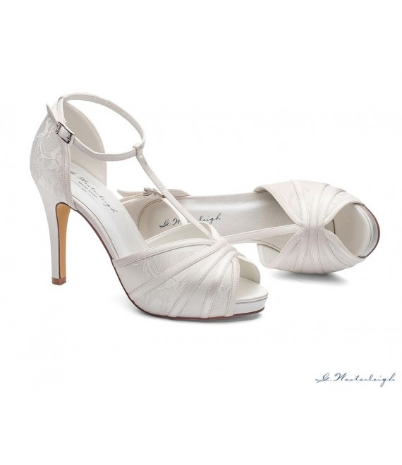 G.Westerleigh Bridal Shoes Scarlett 1 - The Beautiful Bride Shop
