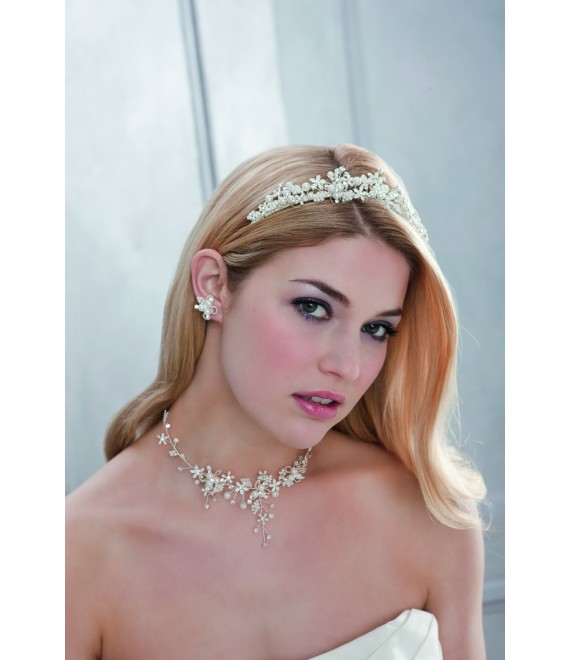 Emmerling necklace and Earrings 228 - The Beautiful Bride Shop