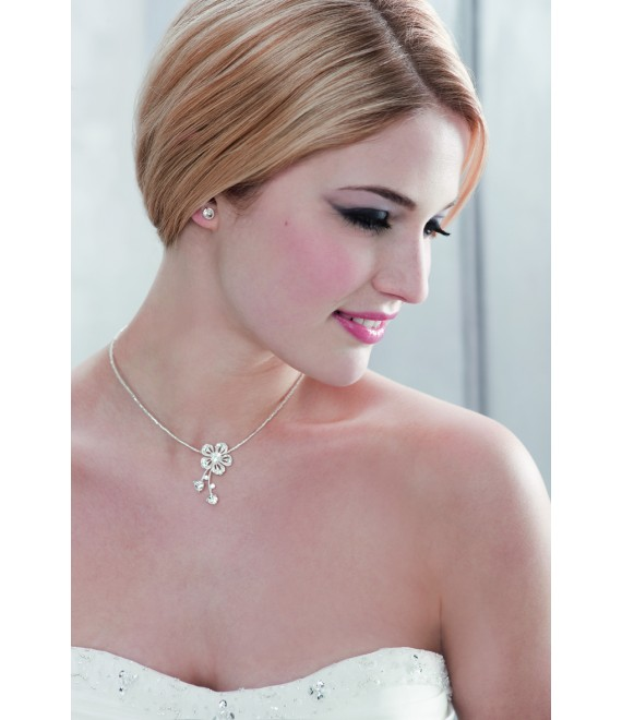 Emmerling necklace and Earrings 66076 - The Beautiful Bride Shop