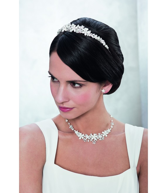 Emmerling necklace and Earrings 66111 - The Beautiful Bride Shop