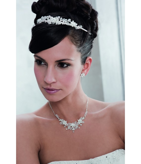 Emmerling necklace and Earrings 66113 - The Beautiful Bride Shop