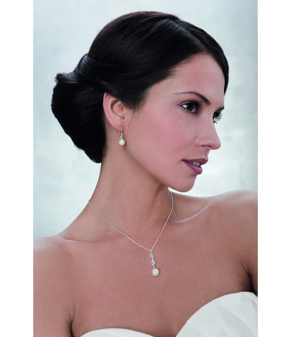 Emmerling Necklace & Earrings 66117 - The Beautiful Bride Shop
