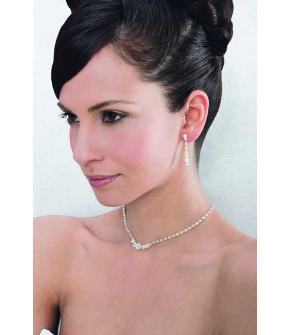 Emmerling necklace and Earrings 66126 - The Beautiful Bride Shop