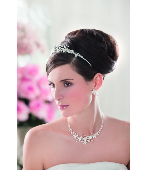 Emmerling Tiara 18110 - The Beautiful Bride Shop