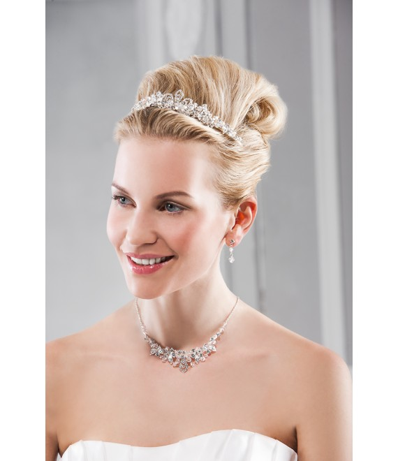 Emmerling necklace and Earrings 66171 - The Beautiful Bride Shop