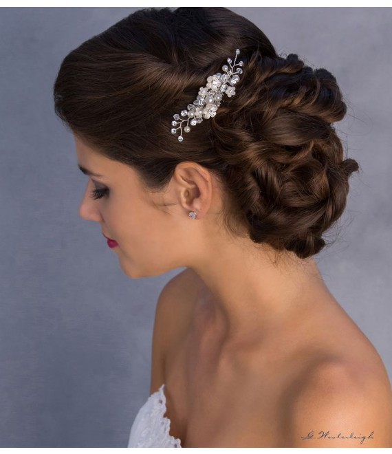 Emmerling hair comb 20242 - The Beautiful Bride Shop