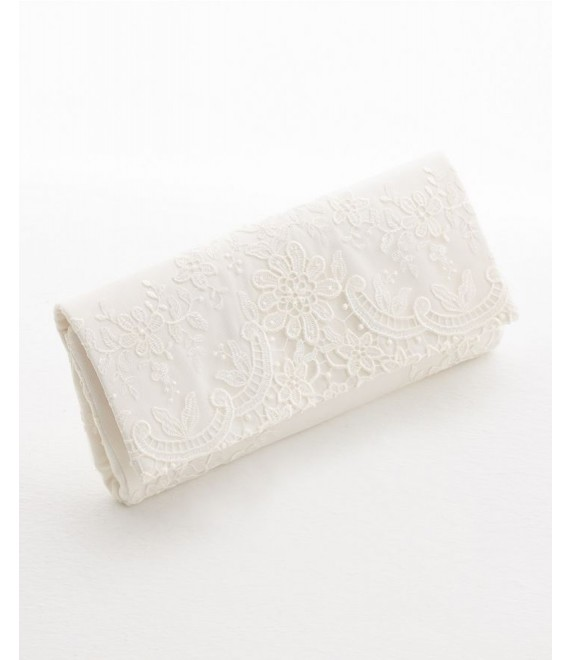 Bianco Evento bag T15 - The Beautiful Bride Shop