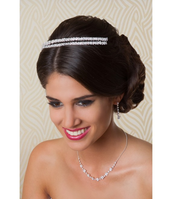 G. Westerleigh Tiara TS-J121 - The Beautiful Bride Shop