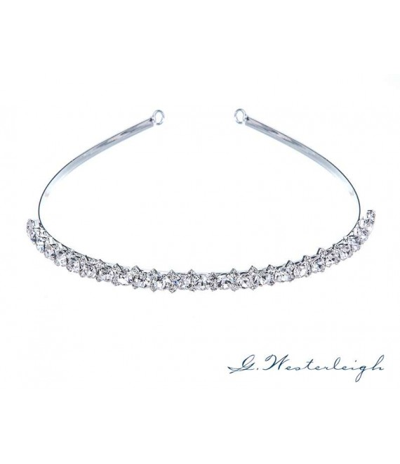 G. Westerleigh Tiara TS-J739_1 - The Beautiful Bride Shop