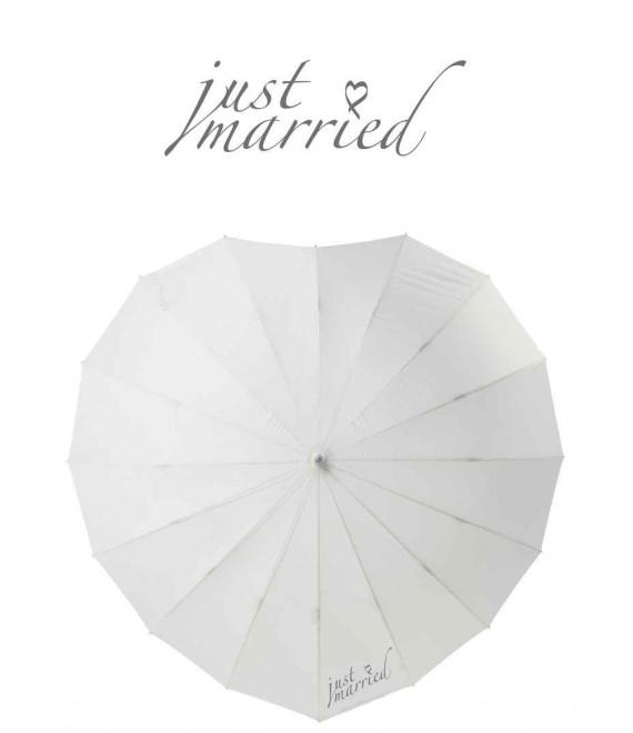 umbrella Just Married, Poirier