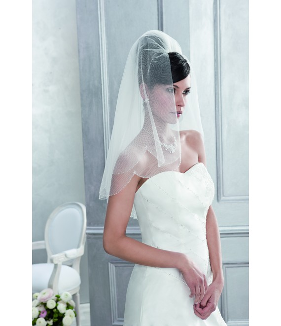 Emmerling Veil 10083  - The Beautiful Bride Shop