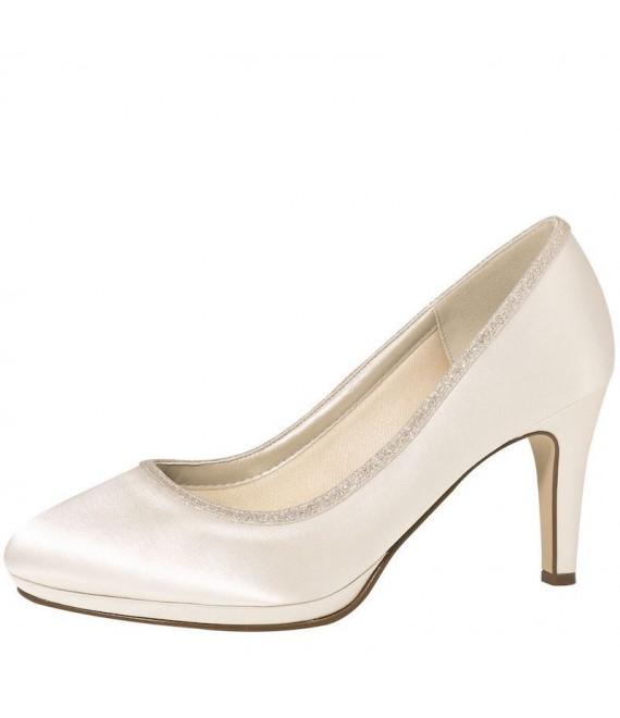 Rainbow Club Wedding Shoe Yanna - The Beautiful Bride Shop 1