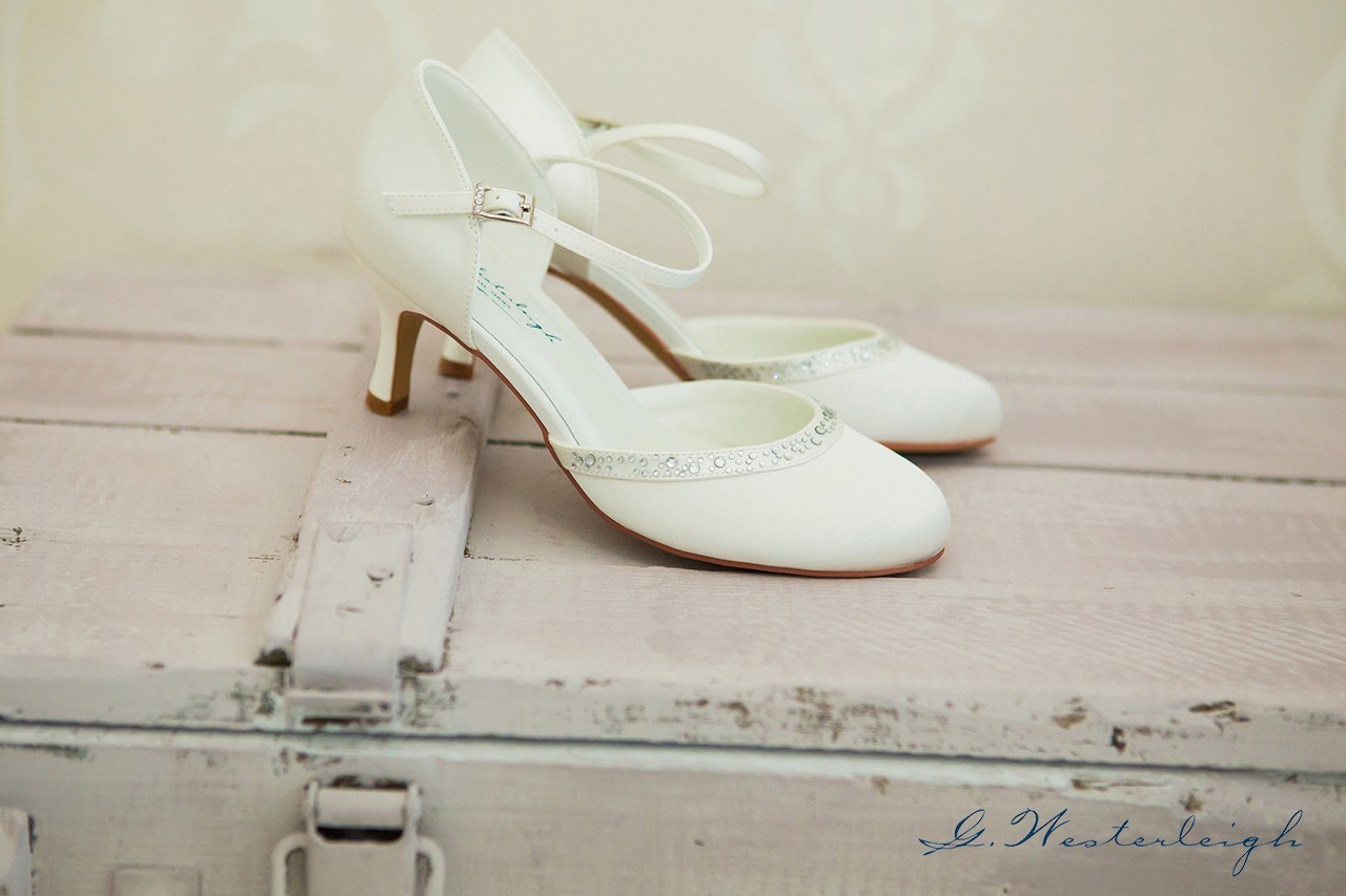Bridal shoes Adele G Westerleigh online