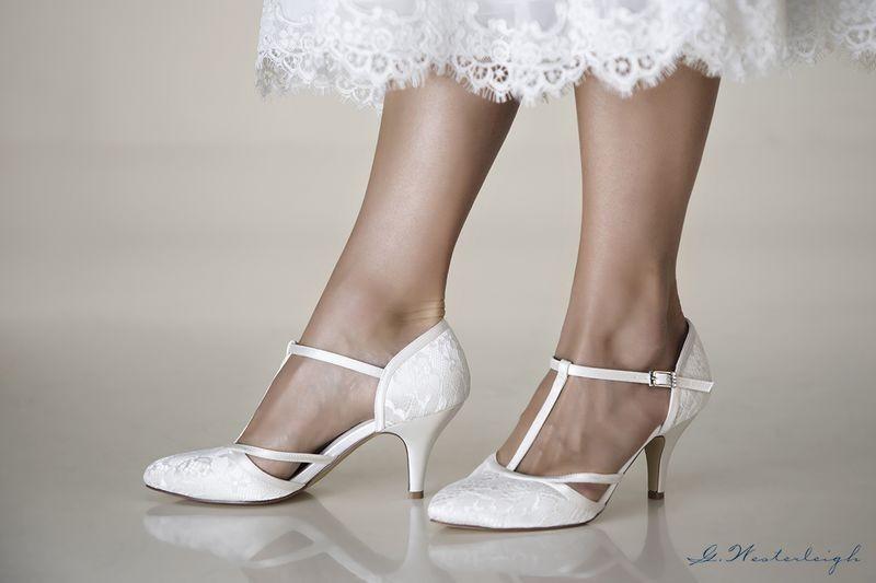 da0ea9be70c G.Westerleigh Jasmine Bridal Shoes
