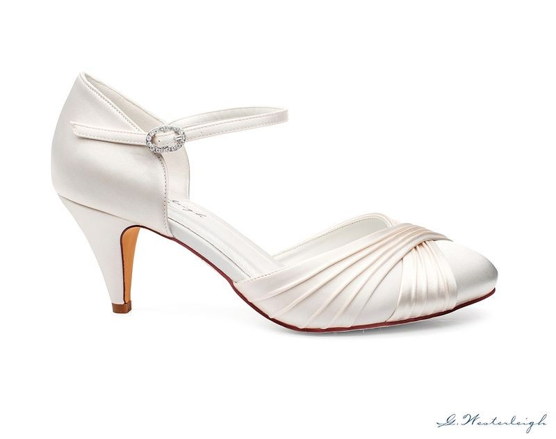 b128c0a9c0ceb6 G.Westerleigh Bridal Shoes Lilly 3 - The Beautiful Bride Shop