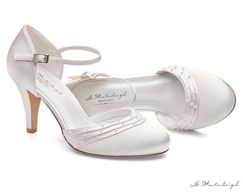 56bf3f7ff9d G.Westerleigh Bridal Shoes Melissa 2 - The Beautiful Bride Shop