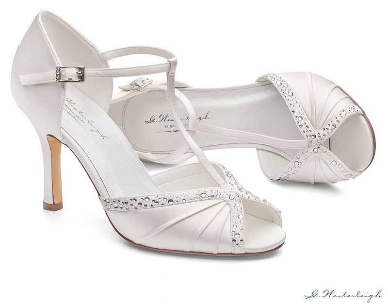 G.Westerleigh Bridal Shoes Tiffany buy online