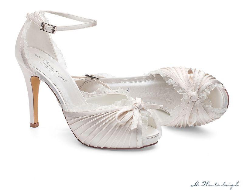 f7048dd57b7 G.Westerleigh Bridal Shoes Charlotte 1 - The Beautiful Bride Shop