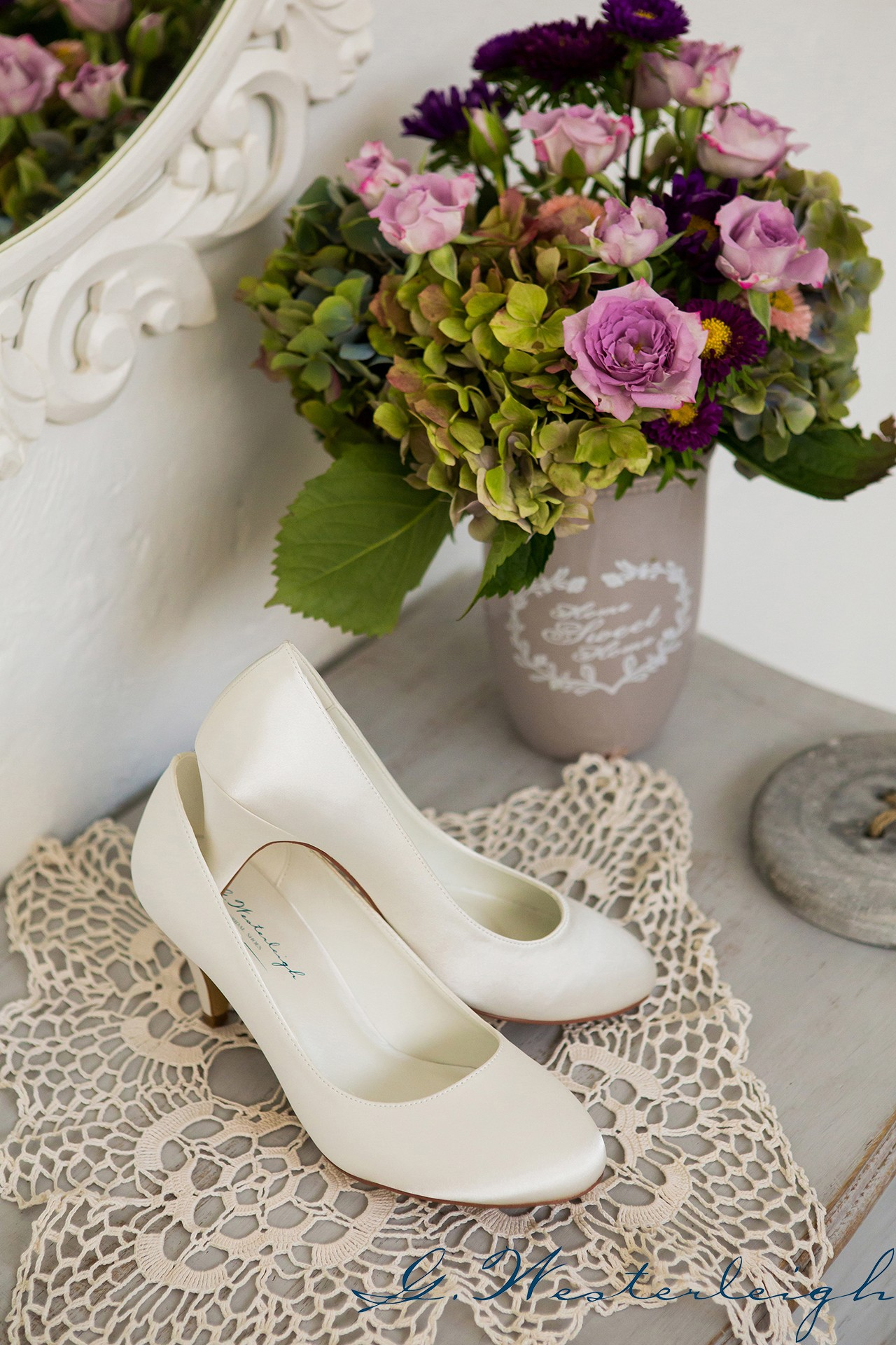 G Westerleigh Bridal Shoes Diana online