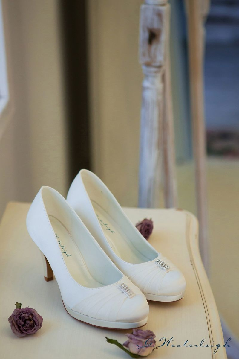 Bridal shoes Hannah G Westerleigh online