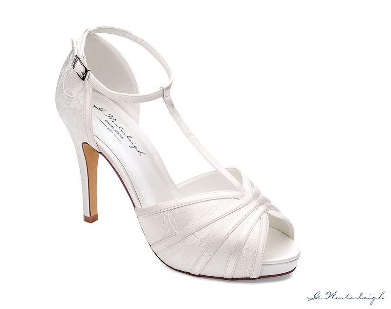 a76673f062f G.Westerleigh Bridal Shoes Scarlett