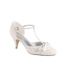 Lilly Bridal Shoes (07-1980-CR)