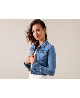Lilly Jeansjacket 09-782-BL
