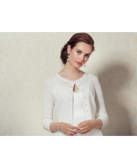 Lilly Bridal Cardigan 09-783-CR