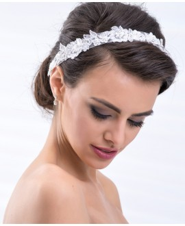 Fine lace hairband BBC116