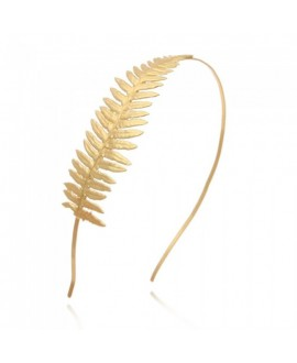 Head band Harmony (gold), Thallo