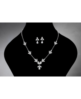 Necklace & Earrings - Noblesse 2382