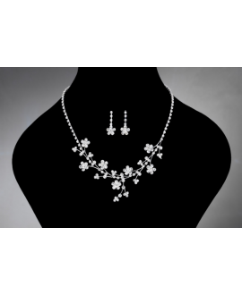 Necklace & Earrings - Noblesse 2386