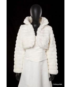 Achberger Faux-fur jacket 60501