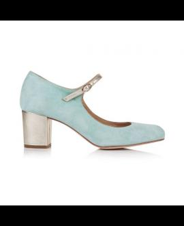 Rachel Simpson Wedding Shoes Chloe Mint