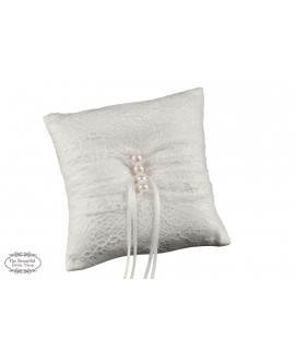 Lace ring cushion 843916 Weise