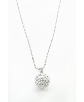 Silke | Bridal Necklace - Abrazi KC-BC-SO